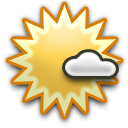 icon Mostly Sunny